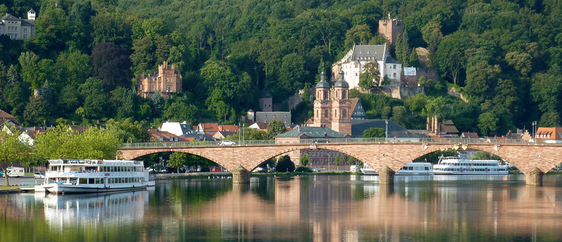 Stone bridge in Meltenberg