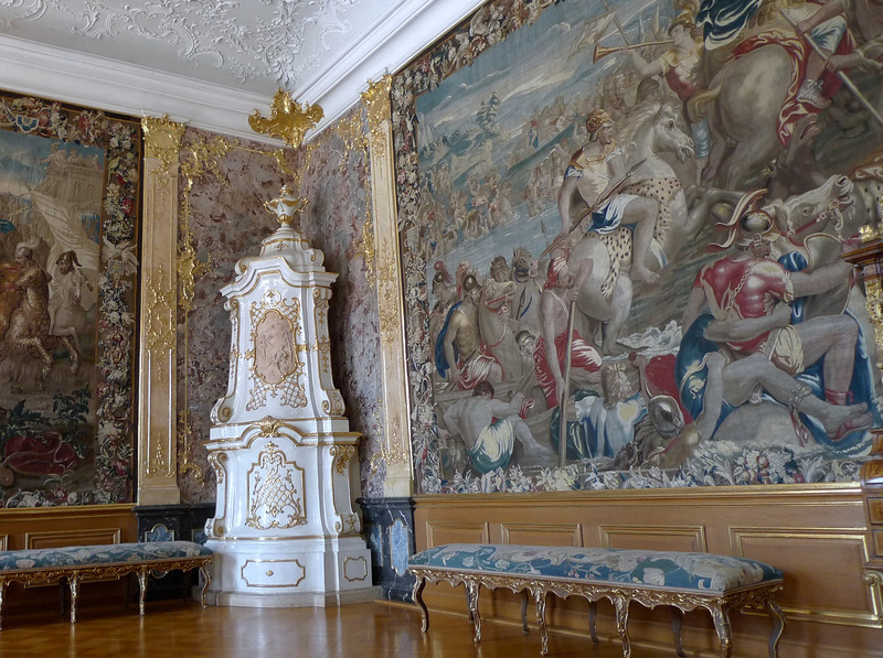 One of the fanciest Residence waiting rooms
