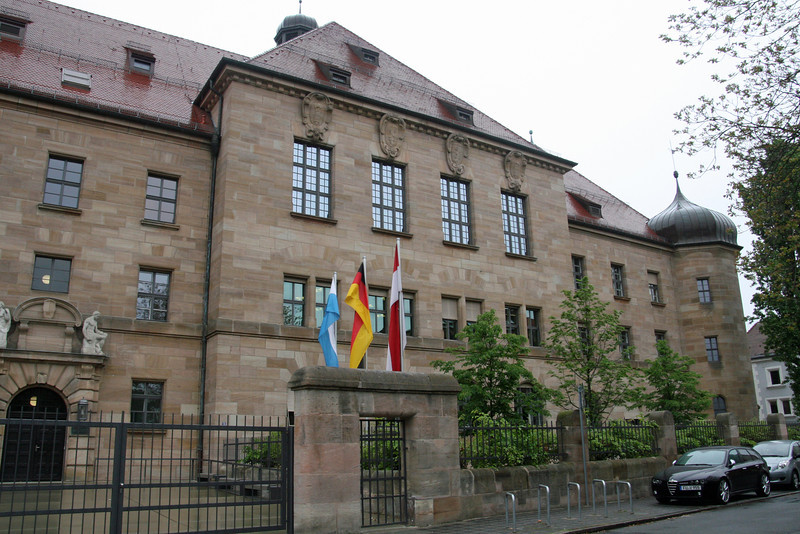 Nurnberg Palace of Justice