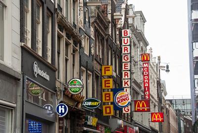 Amsterdam area