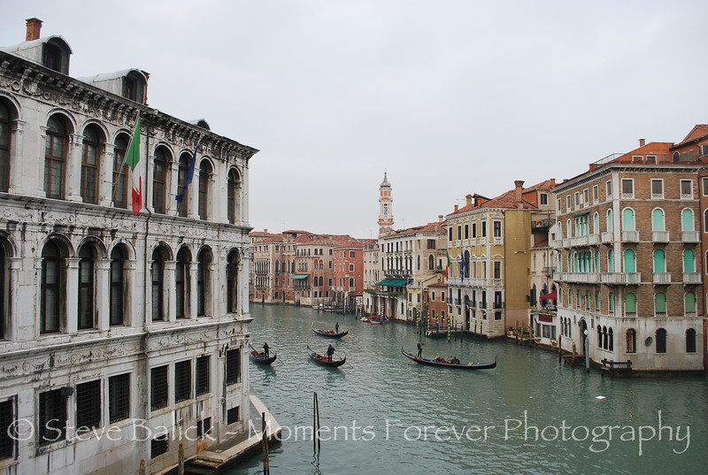 """The """"streets"""" of Venice."""