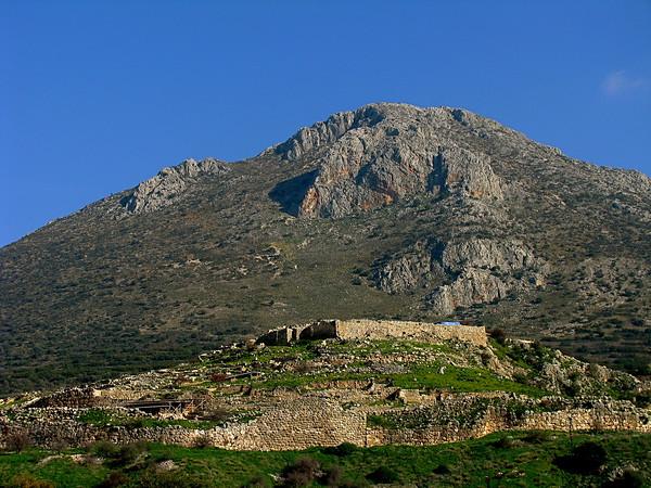 Mycenae, Greece January 2008
