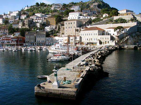 Hydra, Greece January 2008