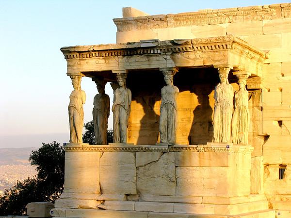 Erectium, Athens Greece January 2008