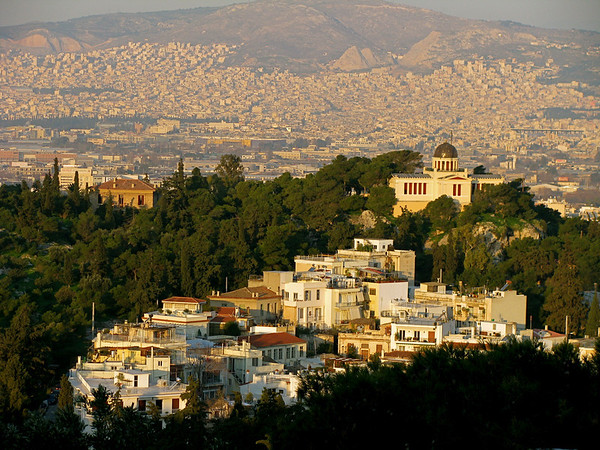 Athens, Greece January 2008