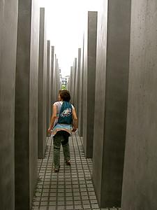 Holocaust Memorial Berlin, Germany July 2009