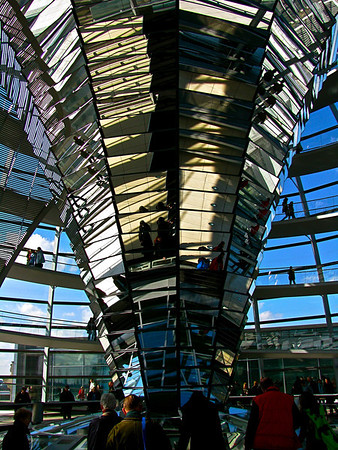 Reichstag Berlin, Germany March 2008
