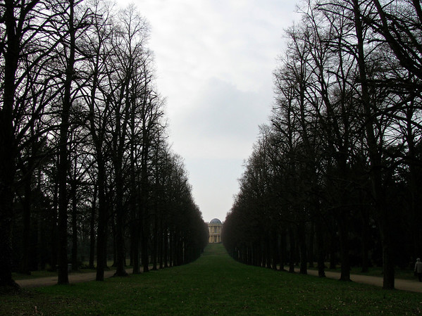Sanssouci Potsdam, Germany March 2008