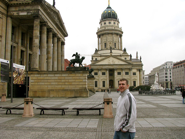 Gendarmenmarkt Berlin, Germany March 2008