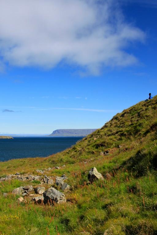 Breiðafjörður Bay, Iceland August 2011