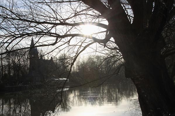 Bruges, Belgium January 2011