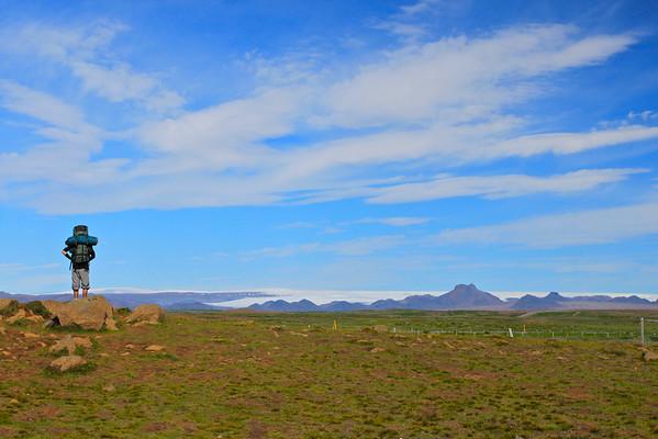 Near Gullfoss Iceland August 2011