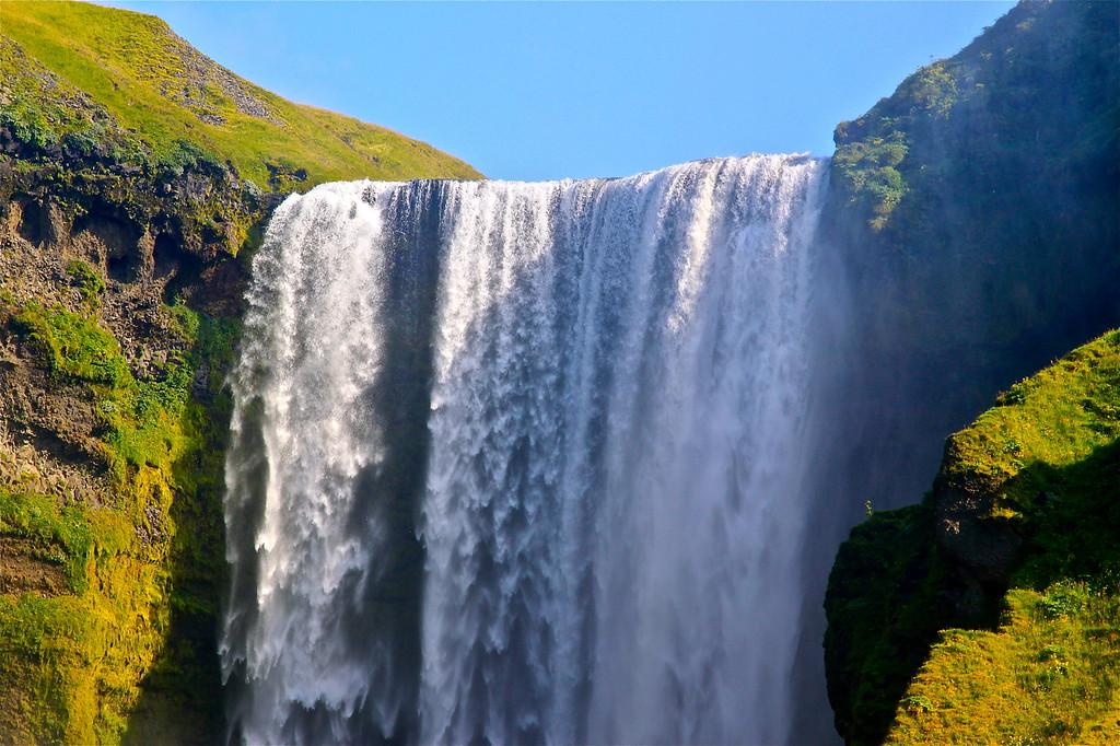 Skogafoss<br /> Iceland