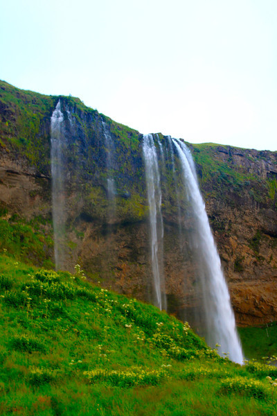 Seljalandsfoss Iceland August 2011