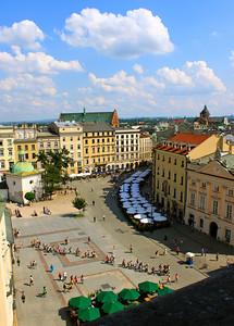 Krakow, Poland July 2009