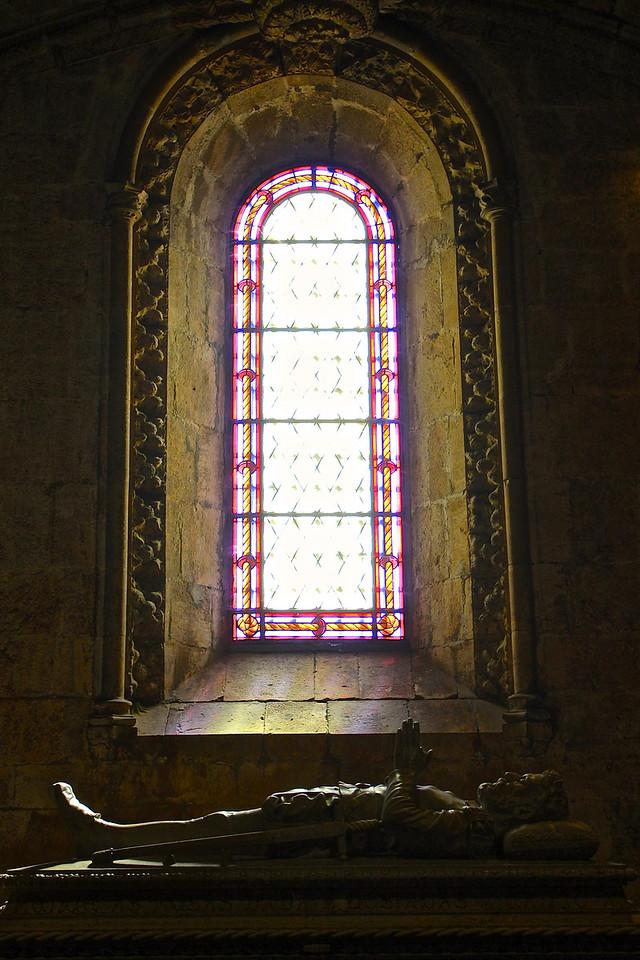 Mosteiro dos Jeronimos<br /> Lisbon, Portugal<br /> March 2013