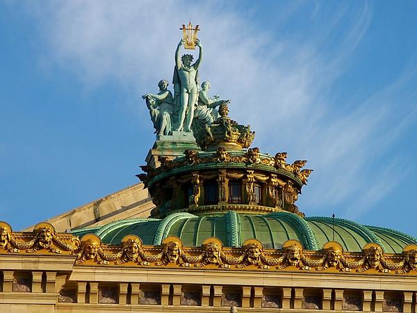 Palais Garnier Paris, France March 2007