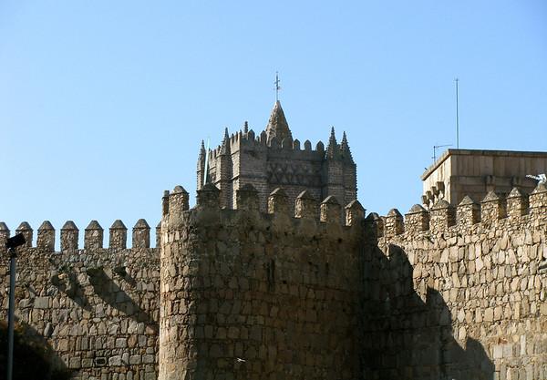 Avila, Spain March 2009