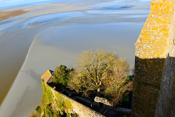 Le Mont Saint-Michel, France