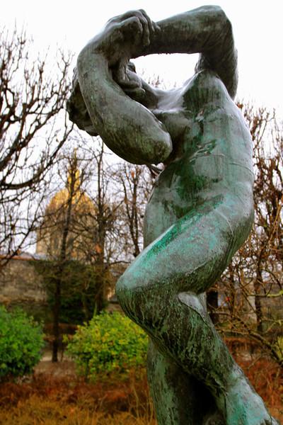 Rodin Museum, Paris France January 2011