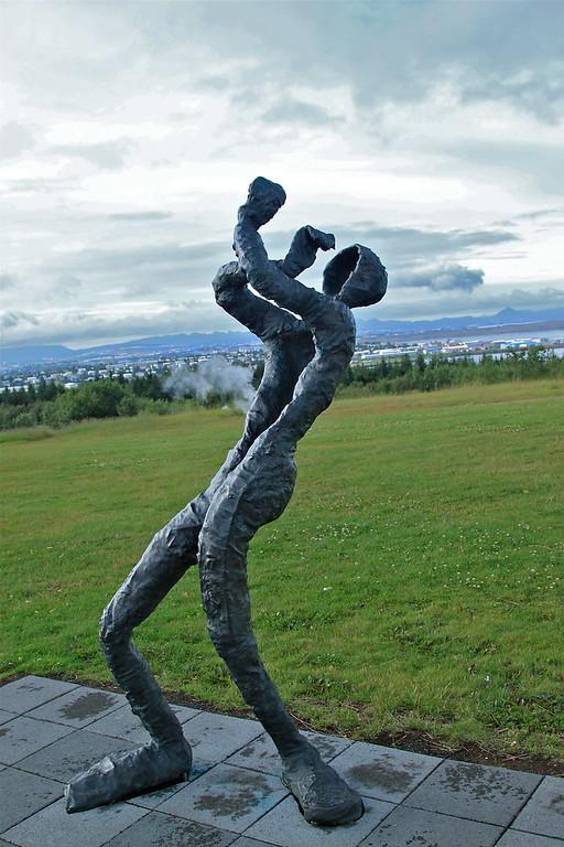 Reykjavik, Iceland August 2011