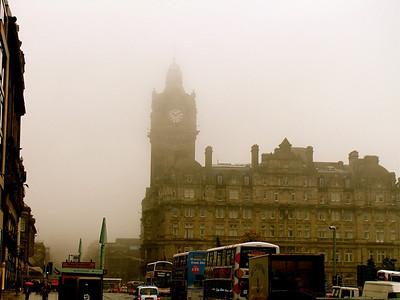 Edinburgh, Scotland November 2008