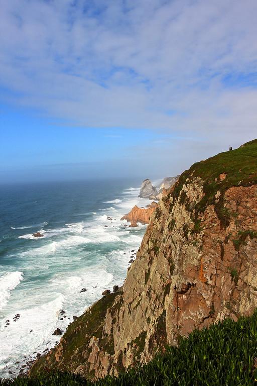 Cabo da Roca Portugal, March 2013