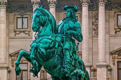 Spanish Riding School Vienna, Austria March 2011