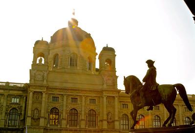 Naturhistorisches Museum Vienna, Austria March 2011