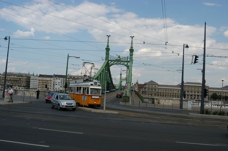 Budapest Trolley