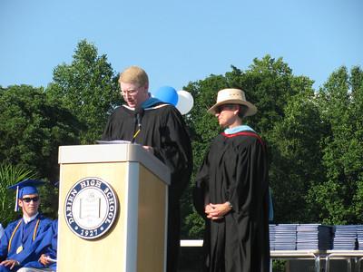 AKR's graduation 2010