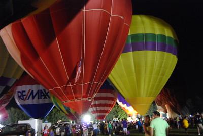 Balloon festival 2013