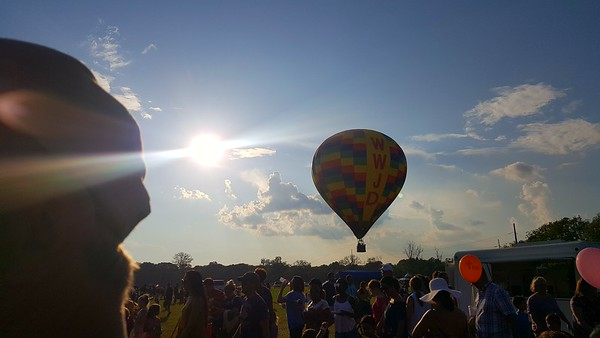 Balloon festival 2017