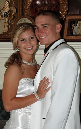 Comeaux Prom 2009