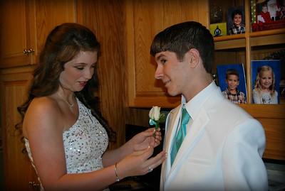 Courtni's Senior Prom