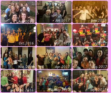 girls nights collage 1st year