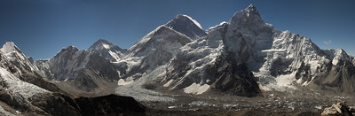 The Everest Group from Kala Pattar