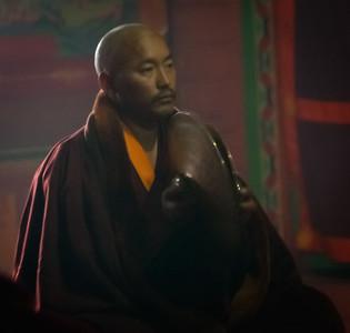 Monk, Tengboche Monastry