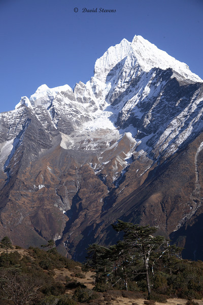 60 Ama Dablam from NB