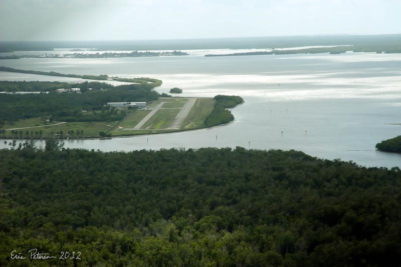 Landing at Everglades City