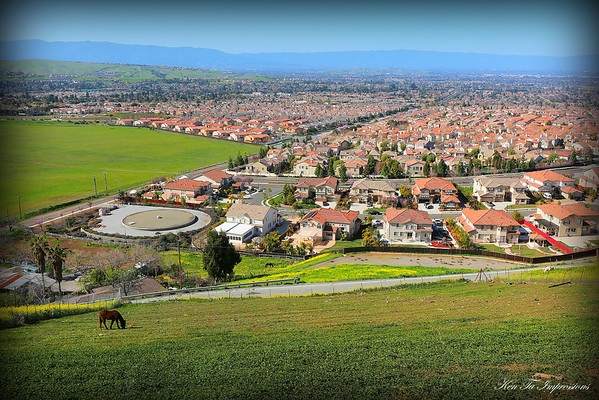 How I Saw It - Evergreen Hills - San Jose, California