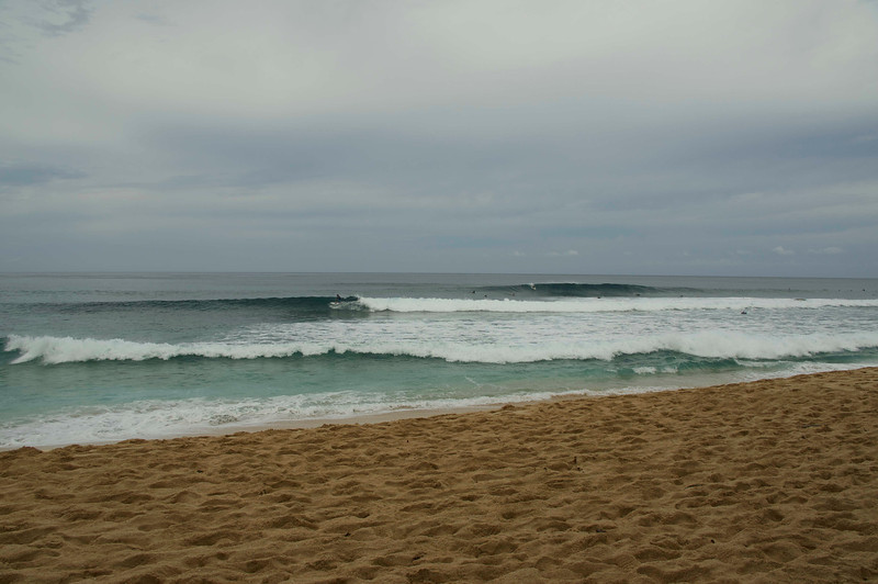Small waves.