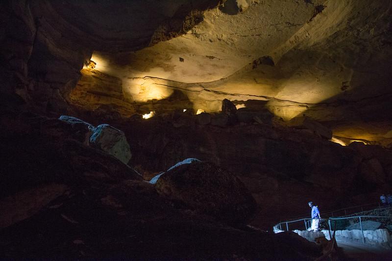 Carlsbad Caverns, NM
