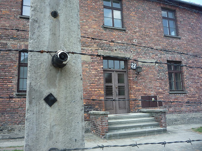 Auschwitz.  This wasn't a real photographic place for me.