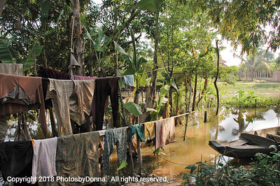 Natural clothes dryer