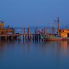 邦咯島的漁船