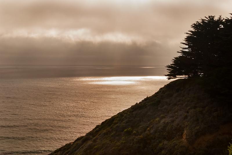 Big Sur, California shot in 2009 by Tony Vasquez