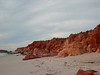Cape Leveque, WA.  Western beach, Kooljaman Wilderness Camp<br /> Late afternoon, just as the sun is starting to set.
