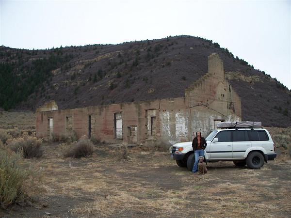 Exploring the former Uintah Railway from Mack, CO to Dragon, UT