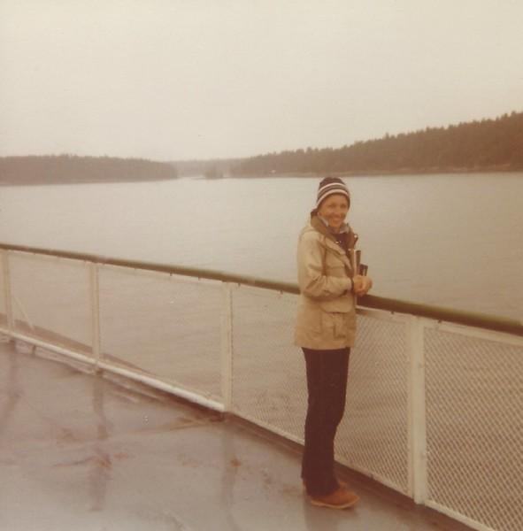 1985 Victoria/Vancouver/Alberta Canada